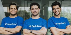 ApplyBoard links up with ETS, a new investor as part of series C