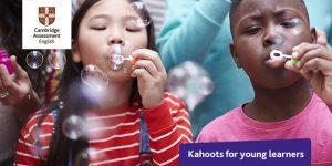 Kahoot! & Cambridge English partner