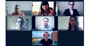 Russia: agency holds 24hr webinar marathon