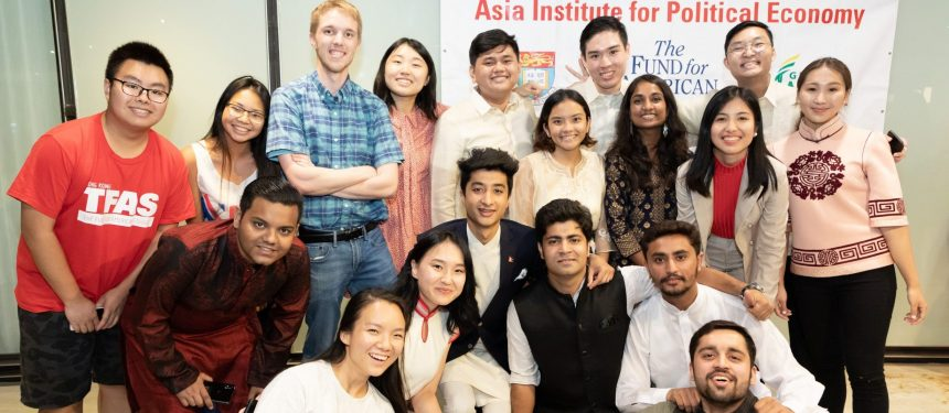 TFAS welcomes students to Global Political Economy Seminar