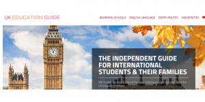 Westwin partners with UK Education Guide