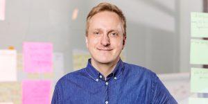 Arnd Aschentrup, CEO, Tandem, Germany