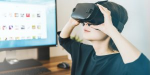 Virtual Reality: a language teaching tool for today and tomorrow