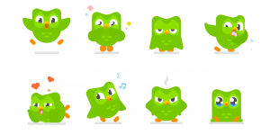 Duolingo: language learning lockdown hobby