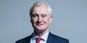 Graham Stuart, Department for International Trade
