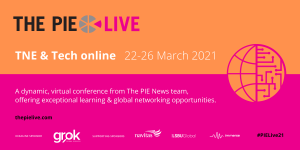 The PIE Live: TNE and tech is focus of March event