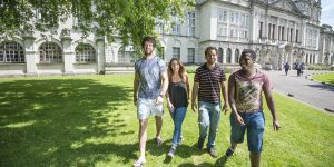 Why I am glad to welcome international students to Wales