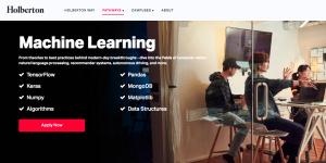 Holberton raises $20m, expands AI program