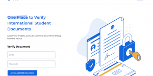 Applyproof partners with Pearson and ETS