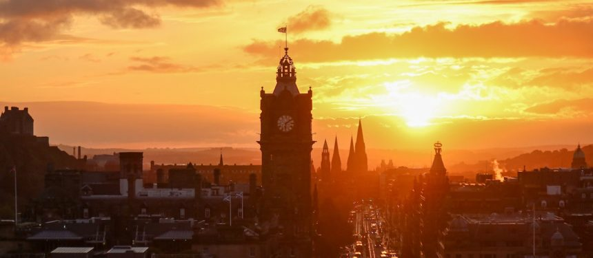 "Scottish unis should ""diversify"" income streams, says gov't report"
