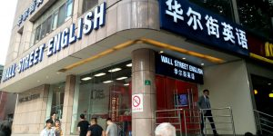 Staff, students owed millions as Wall Street English China shuts down