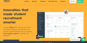 Recruitment: Studyportal.io rebrands as Dfavo