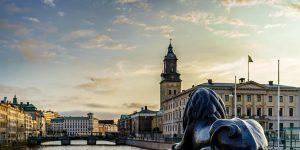 Sweden: autumn 2020 enrolments see 44% drop